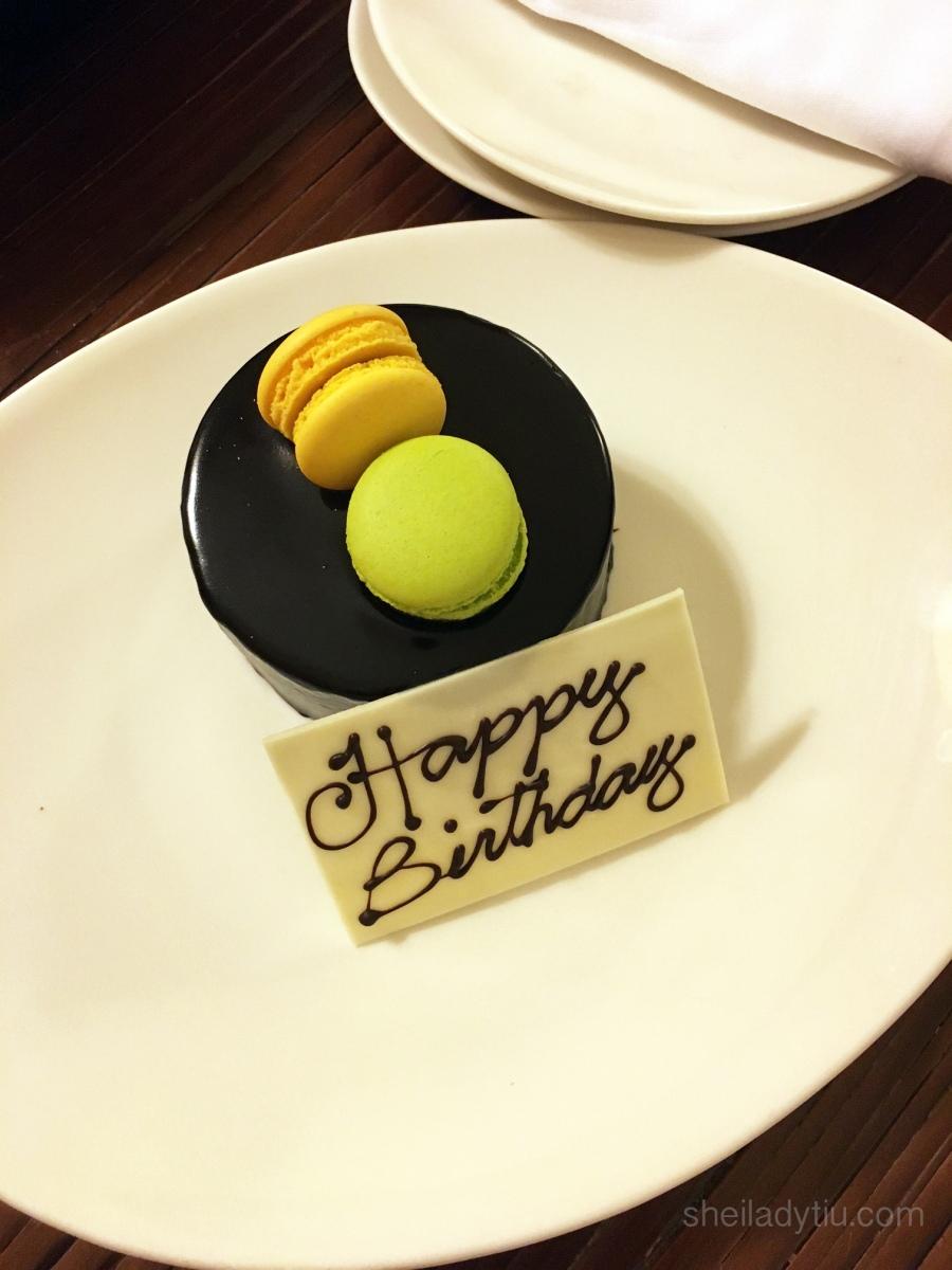 shang bday cake