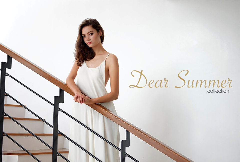 dear summer cover
