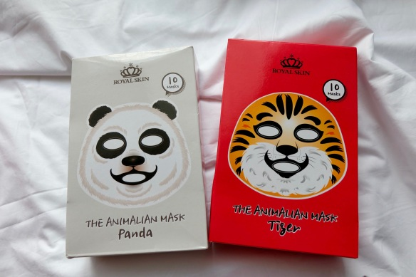 Beauty Haul + Review: Korean Brand Face Masks & Character