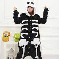 skeleton-onesie